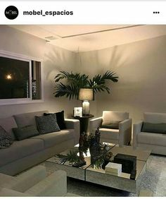 38 Small yet super cozy living room designs | living rooms ...