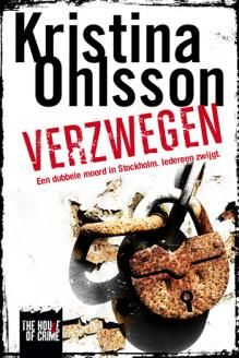 2e boek uit de serie - Verzwegen - Kristina Ohlsson