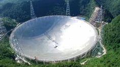 China pone en marcha el mayor radiotelescopio del mundo - euronews