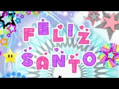FELIZ DIA DE TU SANTO MELODIA DEL ATARDECER BESITOS - YouTube