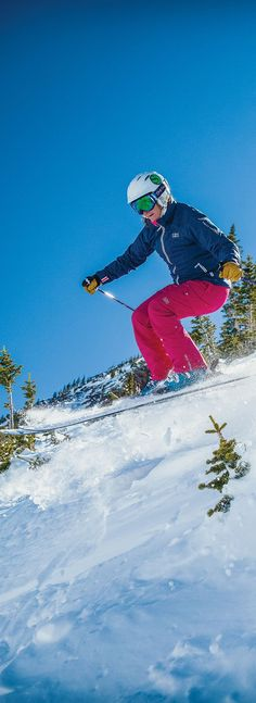 501870082ad Be ready for any type of snow conditions with these skis made to ski out  West