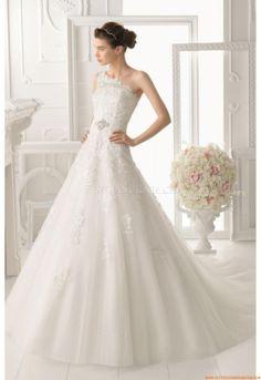 Vestido de novia Aire Barcelona 133 Olimpo 2014