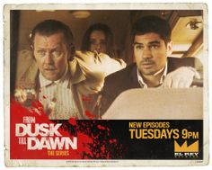 From Dusk Till Dawn: The Series | The Fullers & Geckos head to the border | Watch a new episode tomorrow night at 9pm on El Rey Network