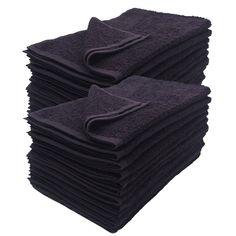 48 new cotton blend irregular 16x27 hand towels cleaning wiping kitchen garage
