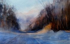 The Road Less Traveled by Sandra Strohschein