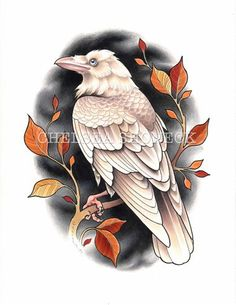 Welcome to Chelsea Shoneck Crow Art, Raven Art, Bird Art, Raven Feather, Grey Ink Tattoos, Body Art Tattoos, Crow Tattoos, Phoenix Tattoos, Ear Tattoos
