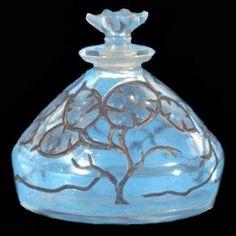 René Jules Lalique - Lunaria perfume bottle