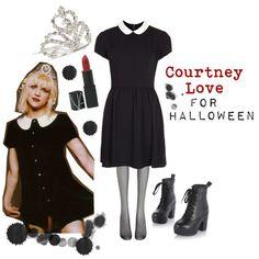Courtney Love for Halloween