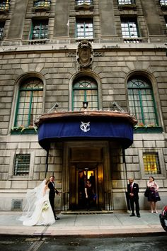 Amazing Venue in New York City.  The Yale Club of New York City