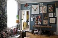 Zach braff created rustic warmth in his nyc apartment in for Room decor union city
