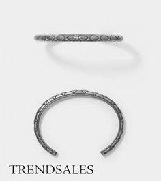 Line & Jo - Miss Burkit Grey - Smukt armbånd