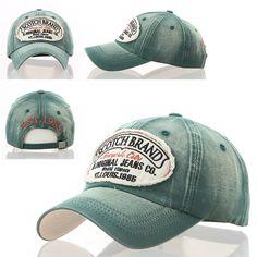 Vintage Ball Caps   ... Men Women Vintage Look Distressed Retro Baseball Ball Cap Hat   eBay