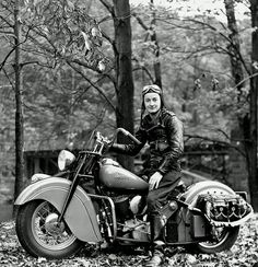 1940's Indian Chief