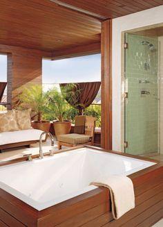 a good bathroom!!!!
