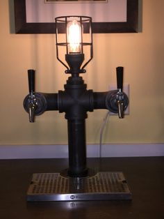 Black Iron Beer Tap by BlackIronTaps on Etsy                                                                                                                                                                                 More