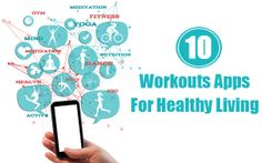 Top 10 Workouts Apps For Healthy Living