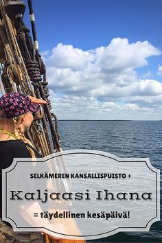 Bothnian Sea National Park + Schooner Ihana = Recipe For a Perfect Summer Day in Finland! Responsible Travel, Ultimate Travel, Live In The Now, Countries Of The World, The Great Outdoors, Summer Days, Travel Tips, Sailing, National Parks