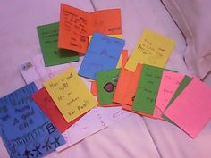 letters from Bali class when I went to IPC training... thanks for your supports