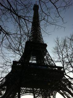 Paris printemps 2012