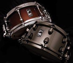 Mapex 'Black Panther' snares...