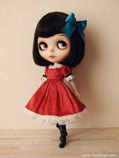 CHU THINGS . handmade doll clothes and amigurumis . pardon me miss???