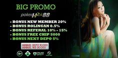 POKERHOK88 Adalah Situs Judi Poker Online Uang Asli Aman Dan Terpercaya Di Indonesia - Album on Imgur