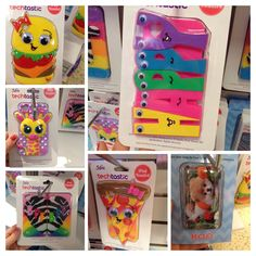 Fun iPod touch 4 cases found at Justice