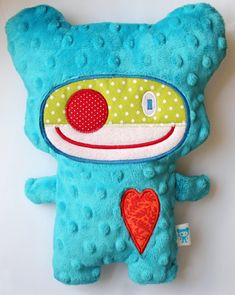 The Adorable DrPatch Stuffed Toy Eye PatchesStuffed