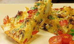 Resep Omelet Telur Keju -Omelet ini merupakan makanan khas orang barat yang digunakan untuk sarapan atau bekal sekolah. Ome