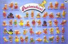 28. I pachiocchini