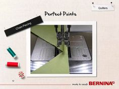 150 Best Bernina Tutorials Images In 2019 Embroidery