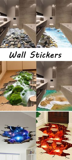 home decor:Wall Stickers