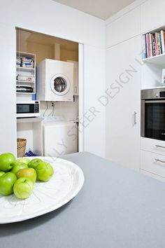 Laundry 152 by Sally Steer Design. Sally, Laundry, Cabinet, Storage, Kitchen, Furniture, Design, Home Decor, Laundry Room