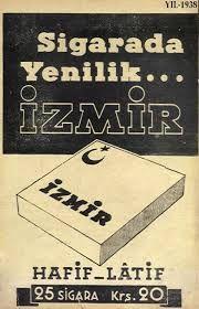 eski reklam afişler