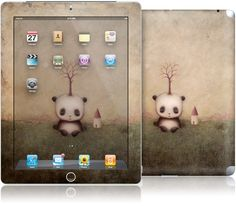 Rise Of The Giant Panda by Paul Barnes for the The new iPad & iPad 2