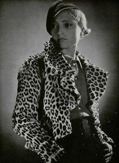 Fierce, 1933.