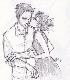 Eres algo más que una necesidad. Eres la felicidad en persona. Yo soy parte de ti y tú eres parte de mí. Y si te hirieran, me herirían a mí. Y que estando juntos el mundo parece tan pequeño… yo soy tan pequeña a tu lado, y soy tan grande cuando tomo tu mano… Y es tan difícil explicar qué se siente esto, es tan complicado sacar tanta dicha en forma de letras. Pero es que… te amo tanto, tanto. Te amo y pasan las horas entre mi amor y mis pensamientos por ti.