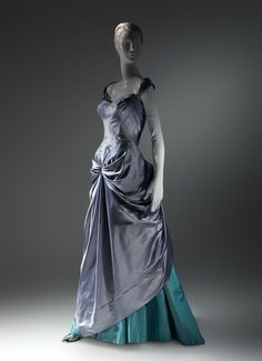 Charles James ball gown, 1950-52  From the Metropolitan Museum of Art Pinterest Fripperies and Fobs