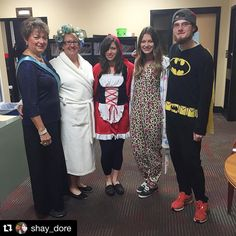 @shay_dore #HalloweenCostume #Costume #CullmanHalloween #Halloween  Fun day at work today!  We all dressed up and had a blast. Love my CWAC family!