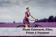 The Importance of a Contract In Your Business As a photographer and business owner, one of the most important details of your business is your contracts! Not on
