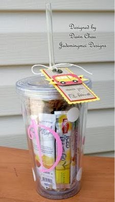 diy home sweet home: Thoughtful 'Get Well' Gifts