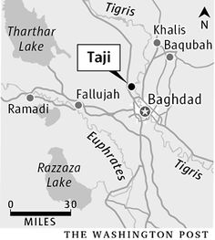 Camp Taji, Iraq 2004-2005