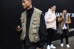 London Fashion Week Street Style: Fall/Winter 2017 Part. IV - Buy and Sell Men's Clothing - Grailed