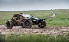 Mud Honey: Down and Dirty with the Ariel Nomad – Feature Ariel Nomad, Off Road Buggy, Car And Driver, Mud, Antique Cars, Monster Trucks, Vehicles, Honey, Lifestyle