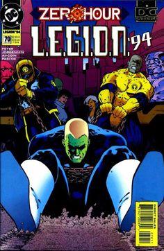 """L.E.G.I.O.N. (1989) - #70 """"Down to Zero"""""""