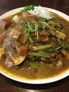神的美味さ。カシミールの野菜ミックスカレー