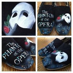 Phantom of the opera TOMS! Must have!!!