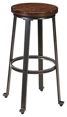 New Rustic Bar Stool Set
