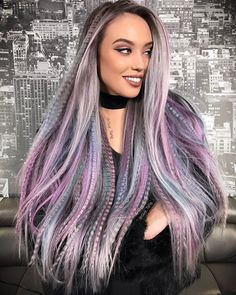 """19.4k Likes, 59 Comments - Guy Tang® (@guy_tang) on Instagram: """"HairBesties, I love creating fun prismatic variations with @guytang_mydentity on @lisamitrovmua…"""""""
