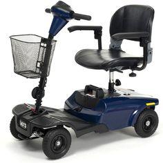 Scooter+eléctrico+compacto+ANTARES+4+Ruedas  Gama+pequeña,con+baterías+de+12+Ah. Ideal+para+personas+con+movilidad+reducida+que+quieren+unscooterligero+y+compacto.Se+puede+usar+ta...